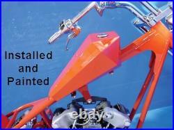 2.2 Gallon Prism Prizm Gas Fuel Tank Harley Rigid Bobber Chopper Sportster XS650