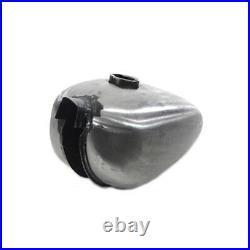 2 Gallon Chopper Peanut Gas Tank Single Cap for Harley Motorcycle Bobber
