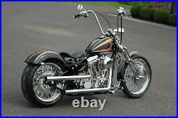 200 Tire Softail Rolling Chassis Kit Harley Bobber Chopper Kraft Tech Krafttech
