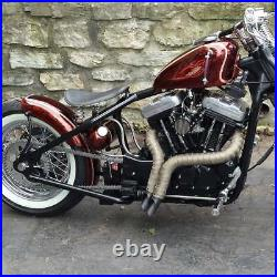 6-1/4 Rear Bobber Fender Sportster Chopper XS650 Triumph CB750 Harley Davidson