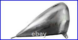 Custom Chrome Cole Foster EFI Bobber Gas Fuel Tank Harley Chopper Rigid Softail