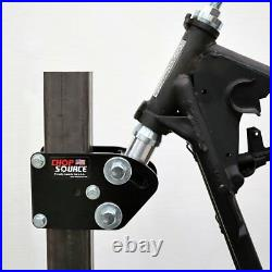 DIY Frame Jig Harley Sportster Hardtail Chopper Bobber Hardtail XS650 Ironhead