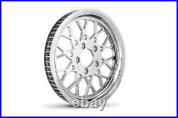 DNA Chrome 1-1/2 70 Tooth Mesh Rear Pulley Harley Chopper Softail Bobber FXST