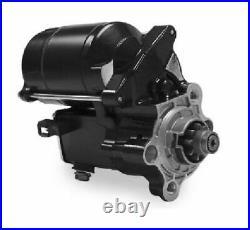 Drag Specialties 1.6KW Black Starter 89-06 Big Twin Harley Chopper Bobber Custom