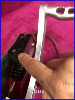 Harley Billet Forward Controls Softail Chopper Bobber Hardtail Evo Rigid Blem