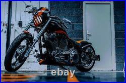 Harley Davidson Custom FLHX 1600CC Bobber Chopper Prostreet S&S