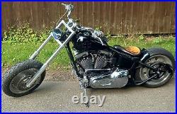 Harley Davidson Evo Chopper 1340 2018 build