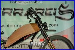 Harley Davidson Replica E-bikes Chopper Bobber Fat Bike Bafang