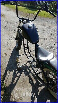 Harley Davidson Sportster, bobber, chopper Project