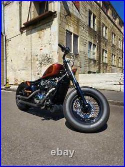 Kawasaki VN800 Custom Bobber Chopper not Harley Yamaha
