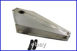 Koffin Style Coffin Gas Tank Raw Steel 3.4 Gallon Harley Chopper Bobber Custom