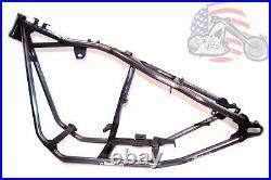 Kraft Tech Rigid Hardtail Frame 250 Tire Custom Harley Chopper Bobber Evo K16066