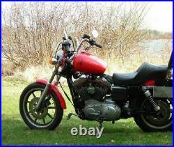 Paughco 4.2 Gallon Axed Gas Tank 1982-1994 Harley Sportster XL Chopper Bobber