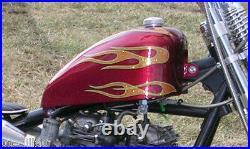 Reservoir Sportster peanut Harley Davidson gas tank Bobber Chopper vintage 8L