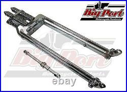 Springer Forks Harley Bobber Chopper Stock Std Length Chrome Big Port Classic