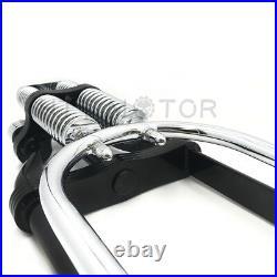 Springer Front End -4 Under Black For Harley sportster bobber chopper Arch