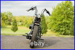 Vintage Replica Roller Rolling Chassis Swingarm Springer Harley Chopper Bobber