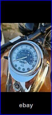 Yamaha xvs 125 dragster bobber chopper learner legal NOT A HARLEY DAVIDSON